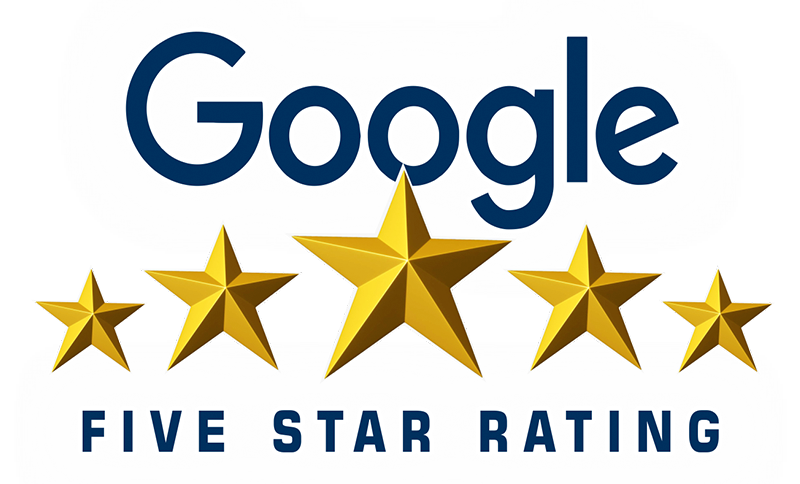 Top Rated Google 5 Star Reviews